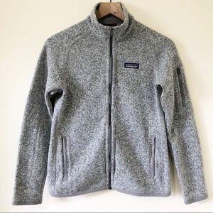 Patagonia Better Sweater Jacket Birch White